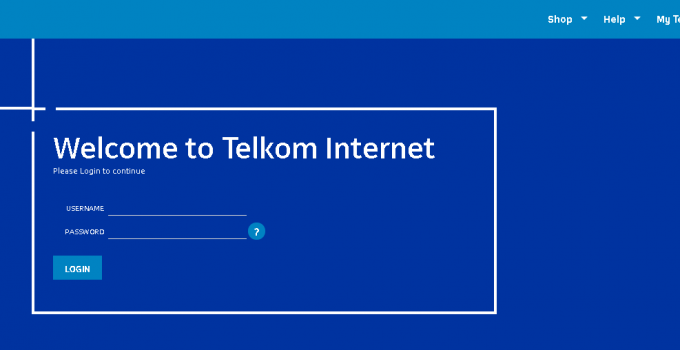 How to top-up Telkom LTE data bundle in South Africa